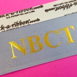 NBCT ribbon