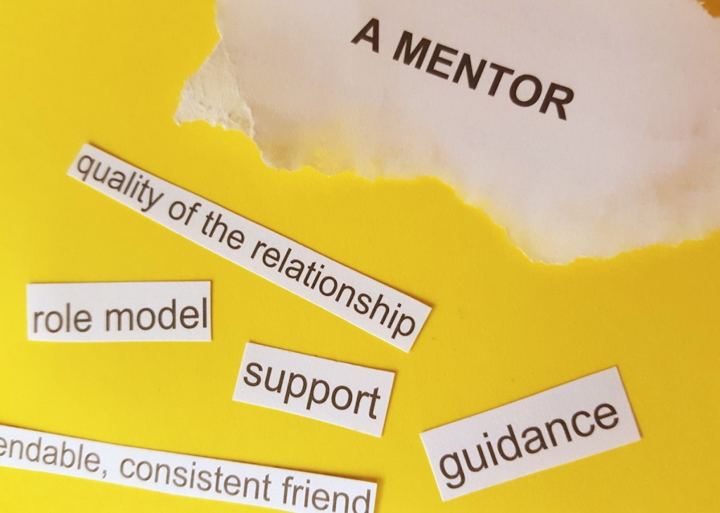 words about mentoring