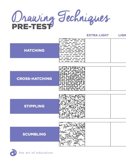 https://artofed-uploads.nyc3.digitaloceanspaces.com/2017/06/DrawingTechniquesPre-test-1.pdf