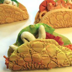 clay tacos