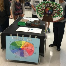 Color Wheel Zoo Project
