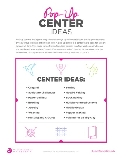 https://artofed-uploads.nyc3.digitaloceanspaces.com/2019/02/35.1PopUpCenterIdeas.pdf