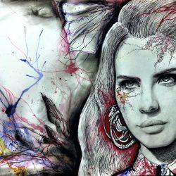student AP artwork