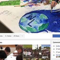 school facebook page