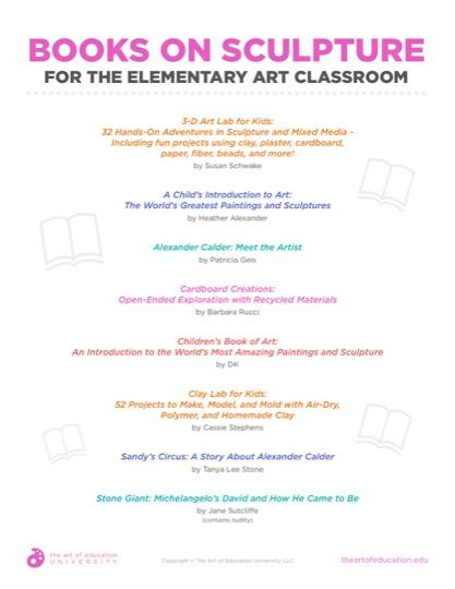 https://artofed-uploads.nyc3.digitaloceanspaces.com/2019/04/46.2BooksOnSculptureForElemArtClassroom.pdf