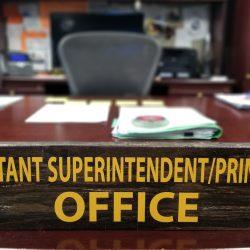Principals desk