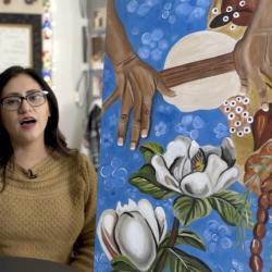 Storytelling Through Art