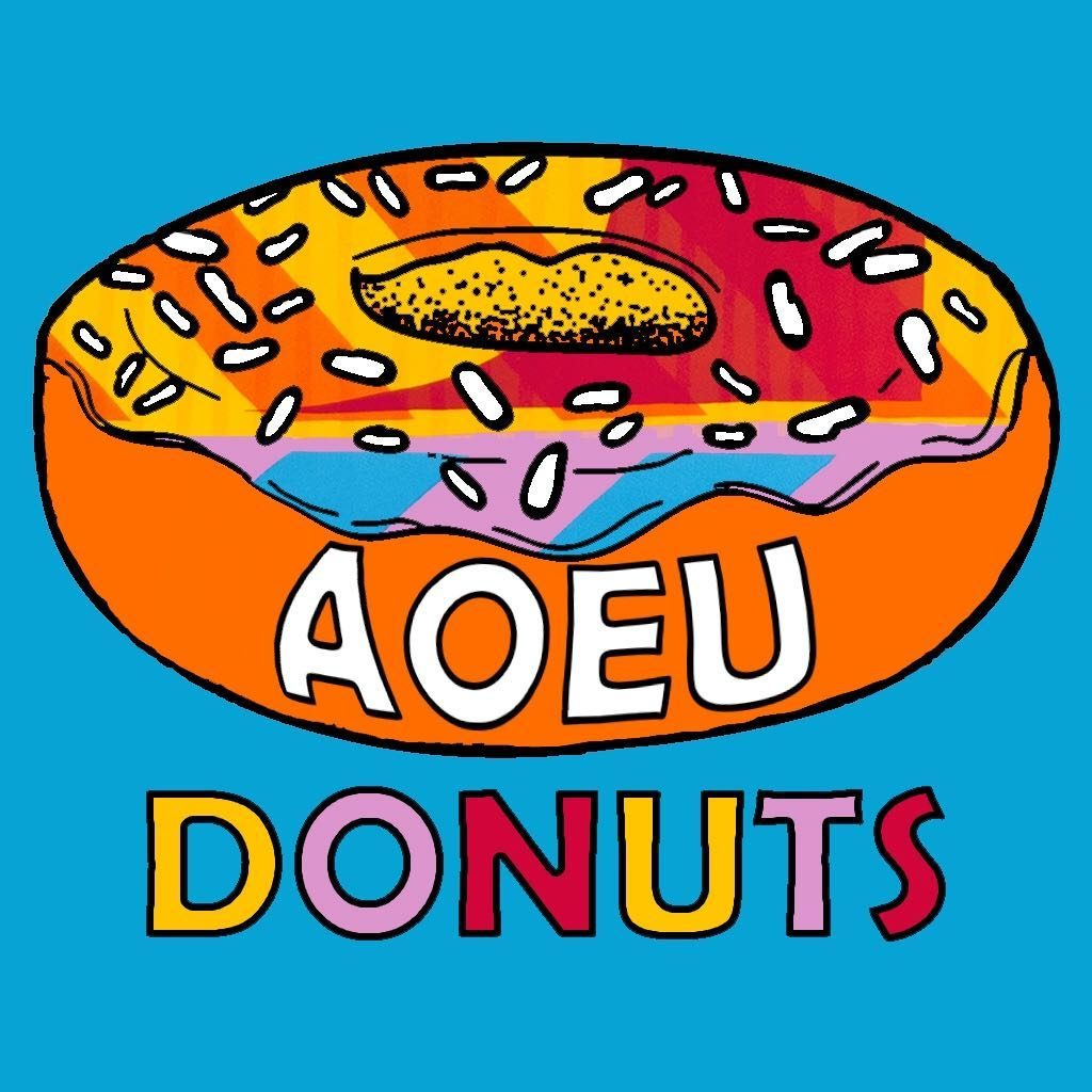 image of donut artwork