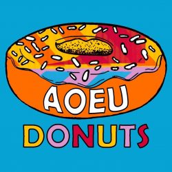 image of donut artwork