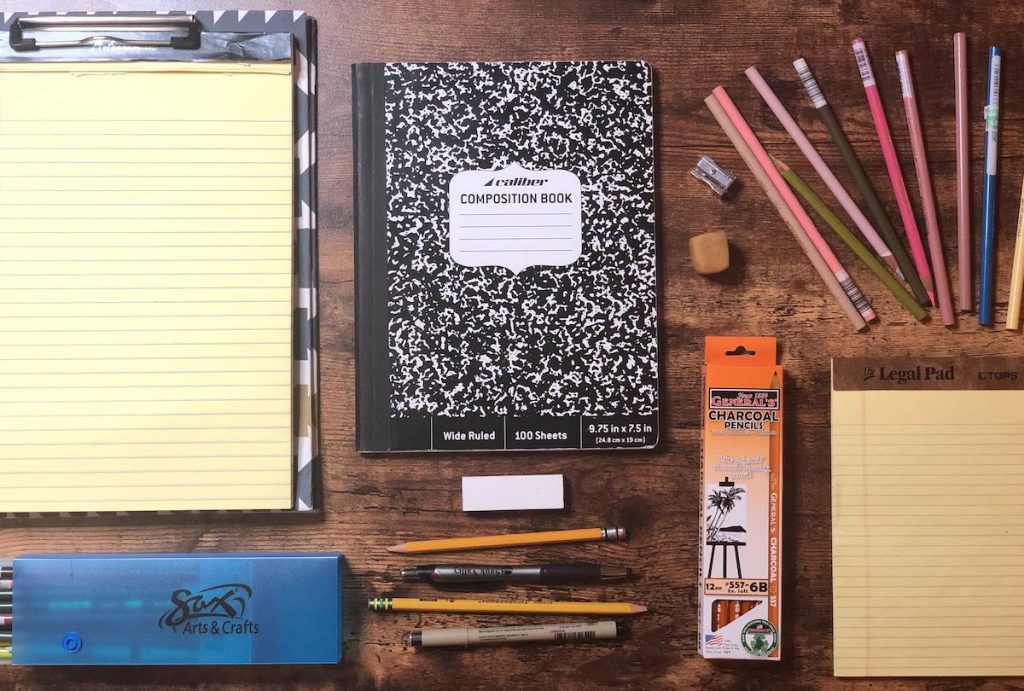 materials for art