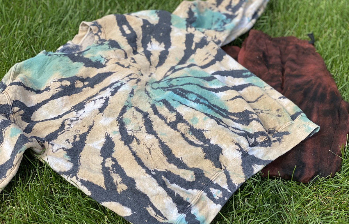 6 Exciting Tie Dye Techniques To Try This Summer The Art Of Education University