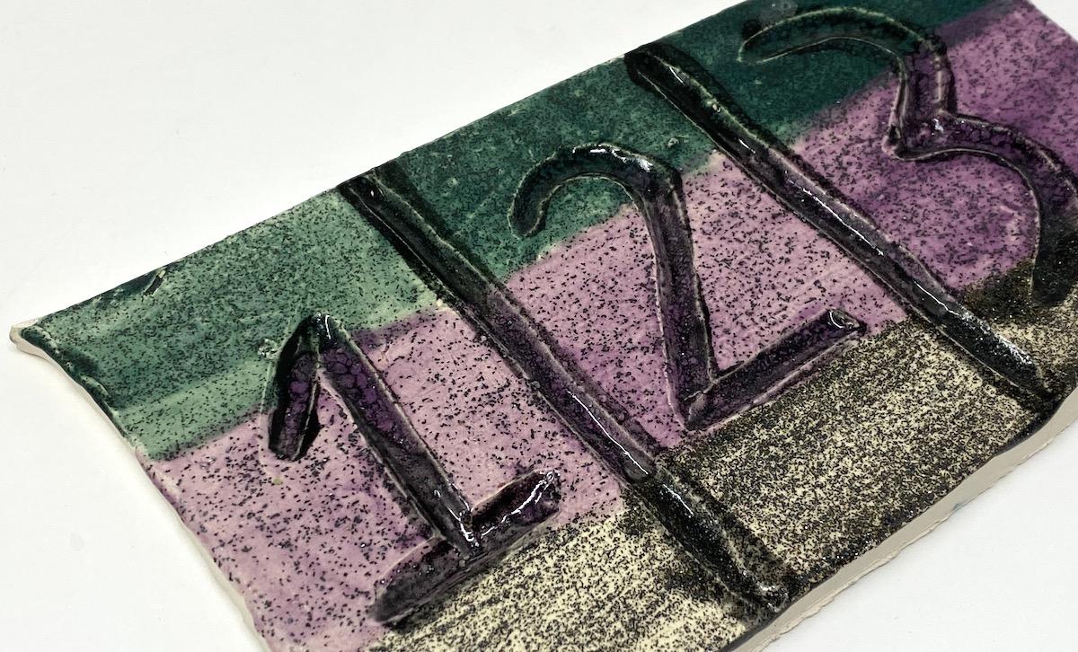 glaze tiles