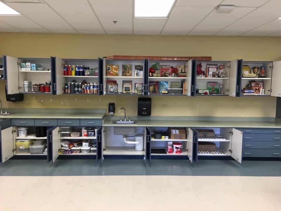 open art cabinets