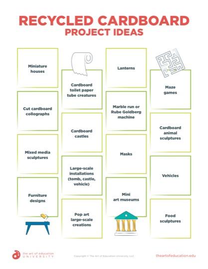 https://artofed-uploads.nyc3.digitaloceanspaces.com/2020/09/78.3RecycledCardboardProjectIdeas.pdf