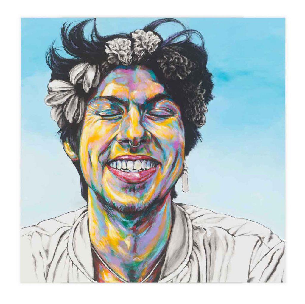 """""""Mar Portrait"""" by Rae Senarighi"""