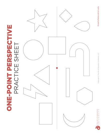https://artofed-uploads.nyc3.digitaloceanspaces.com/2020/10/76.3-OnePointPerspectivePracticeSheet.pdf