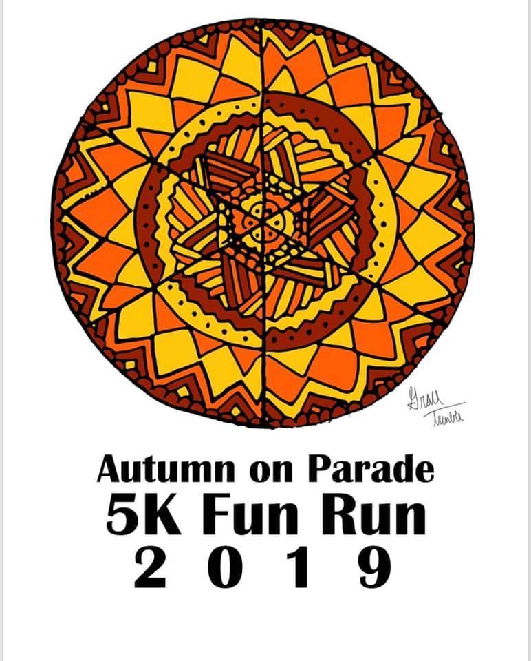 5K Fun Run Design