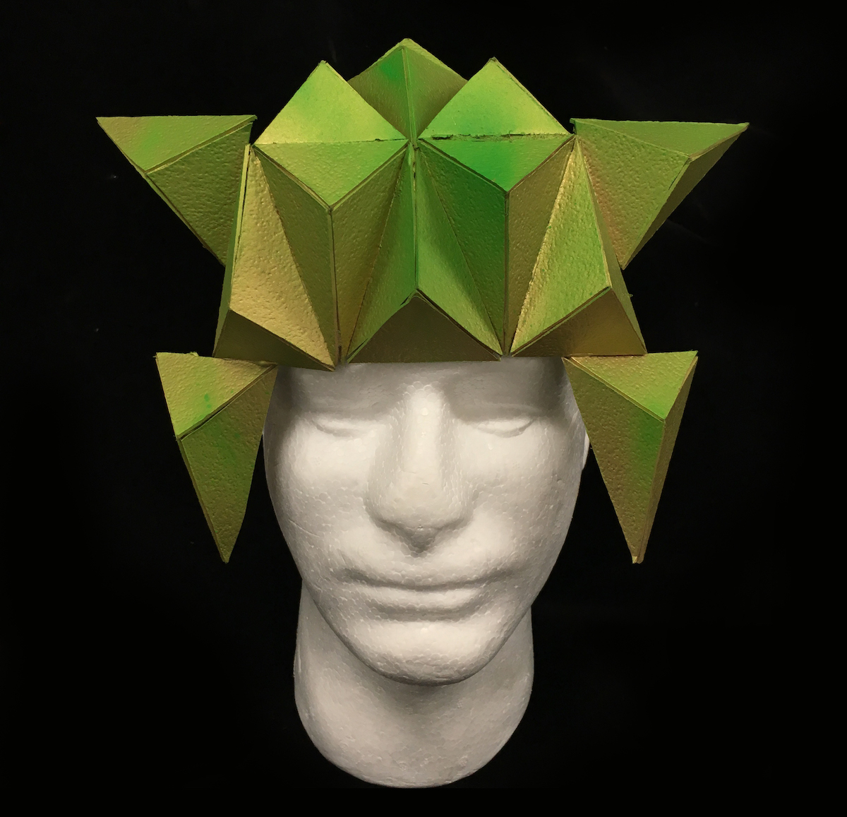 Artwork with headpiece