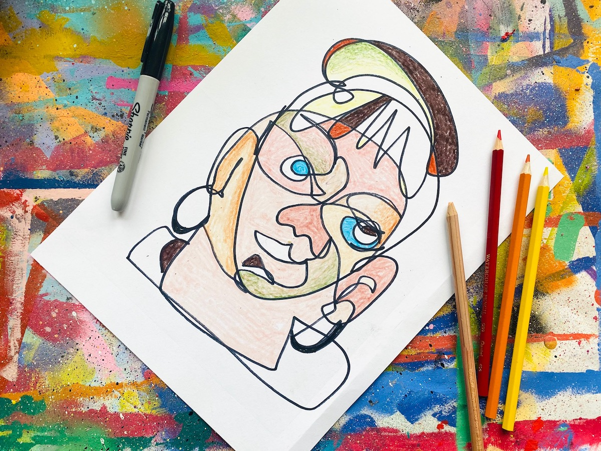 How To Explore The Magic Of Blind Contour Drawing The Art Of Education University