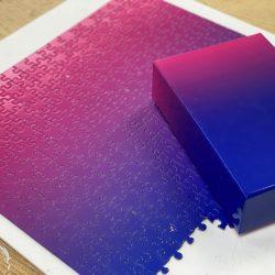 color spectrum puzzle