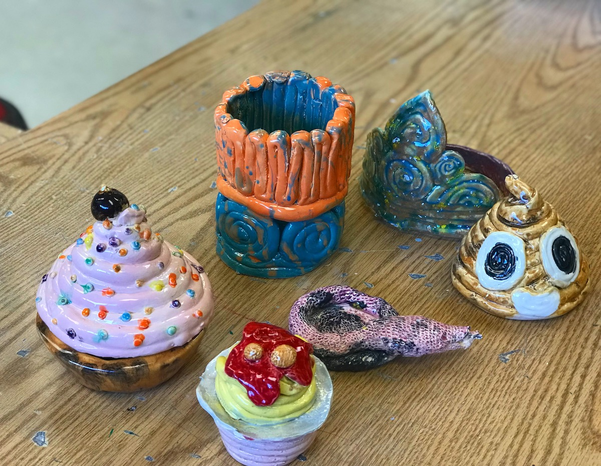 student created vessels